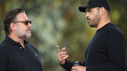 Loudest Voice rocks in to Redfern for Rabbitohs rev-up