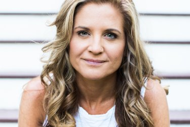 Glennon Doyle on her third memoir, Untamed.