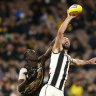 As it happened AFL 2021: Magpies stun Tigers with seven-goal final term as Swans upset Bulldogs