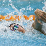 McKeon cleared for take-off after blistering 100m freestyle heat