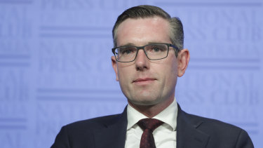 NSW Treasurer Dominic Perrottet is under pressure to explain how it came to be that two of his staff members' salaries were paid for by the state-owned insurer icare.