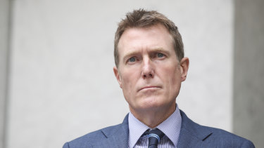 Attorney-General Christian Porter will reveal the draft laws for a Commonwealth integrity commission.