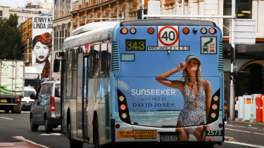Sydney bus drivers have raised fears over their vulnerability to the coronavirus.
