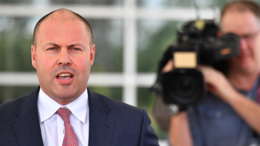 Josh Frydenberg's much-vaunted 2019-20 budget surplus has dwindled amid the unexpected crises.