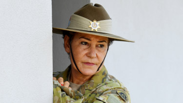 Mary-Anne Bird was denied a new passport and had her citizenship challenged, despite serving in the Army Reserve for 29 years.