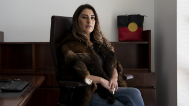 Senator Thorpe wants Indigenous Australians to have seats in Parliament.