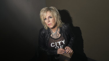 Lucinda Williams delivers cold fury via the blues.