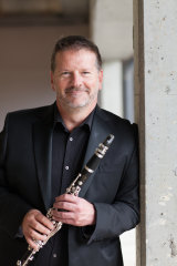 Dean was principal clarinettist with the QSO at just 21.
