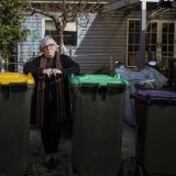 Rosa McKenna wants the fortnightly waste collection to remain.