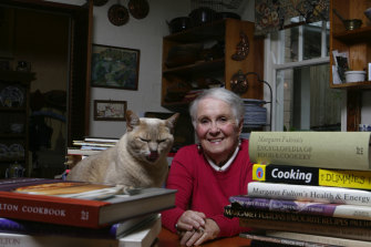 Margaret Fulton was one of Australia's most influential cookery writers.