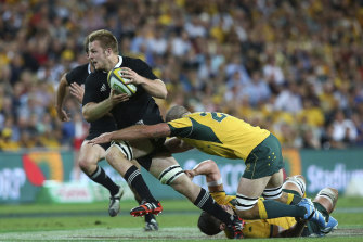New All Blacks captain Sam Cane's first matches in charge could be against his nation's fiercest rivals.