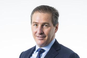 Racing NSW chief steward Marc Van Gestel.