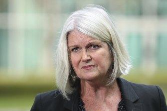 Australian Council of Social Services CEO Dr Cassandra Goldie.