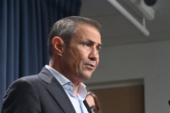 WA Health Minister Roger Cook has tried to clarify what people can and cannot do.