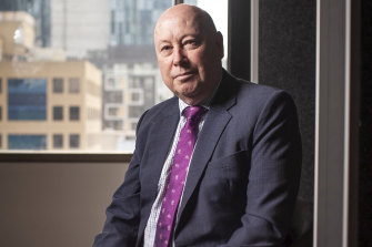 "FASEA chief Stephen Glenfield says the new standards are creating a ""really strong group of advisers""."