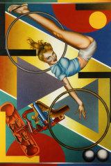 Peter Phillips' Art-O-Matic Riding High.