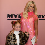 Roxy Jacenko and her daughter Pixie Curtis.