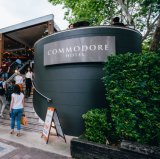 The Good Beer Company has bought the Commodore Hotel at McMahons Point for an undisclosed price.