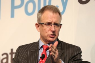 Social Services Minister Paul Fletcher.