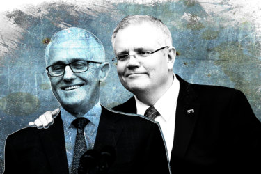 'He was in it right up to his neck': How Scott Morrison deposed a prime minister