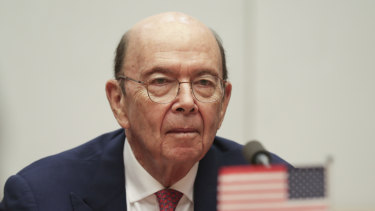 "US Secretary of Commerce Wilbur Ross said the US is ""addressing fundamental issues"" in its trade relationship with China."