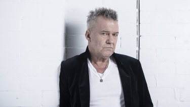 Jimmy Barnes will also perform.