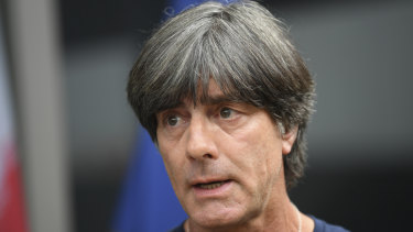 Contrite: Loew has admitted he got some crucial elements wrong in Russia.