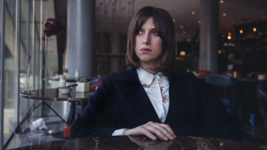Aldous Harding: ''I was thinking, you know, I am good, I just don't feel good all the time.''