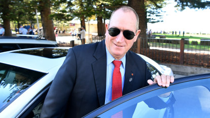 Anning 'justified in using taxpayer funds to go to far-right rallies'