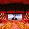 Lavish pageant kicks off Chinese Communist Party centenary week