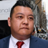 Donation forms were 'very suspicious', NSW Labor figure tells ICAC