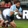 Waratahs show Kiwis are not immortal in Super Ruby