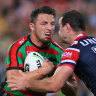 For the Bunnies to boil, Burgess has to stay out of hot water