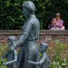 Ignore the haters, Diana statue captures the mother William and Harry knew