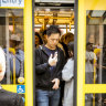 Tram report under fire for not finding a lot of peak-hour overcrowding