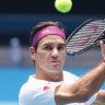 After more than two decades on tour, Federer is again raring to go