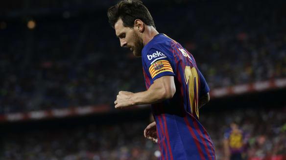 Clever Messi strike in Barca La Liga win