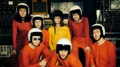Melbourne's prolific King Gizzard & the Lizard Wizard show their metal