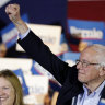 It's time to stop underestimating Bernie Sanders, Democratic frontrunner