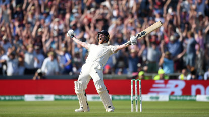 Australia fear Stokes and now England have a chance in the Ashes
