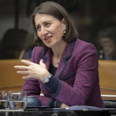 Gladys Berejiklian says no job will ever compare to being Premier of NSW.