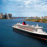 Luxury cruise ship diverted to Fremantle from Singapore amid coronavirus fears