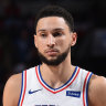 Australian NBA star Ben Simmons will not report for spring training with the 76ers.