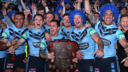 Why three-week Origin series might be silver lining in chaotic season