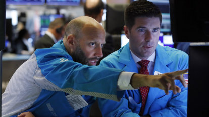 Wall Street stalls as investors await news from Jackson Hole