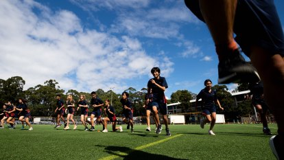 Brief, intense exercise helps students cope with HSC and life stress