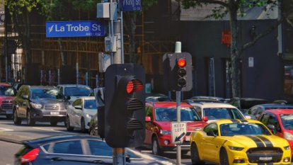 Call for $10 congestion charge in drive to keep 5000 cars out of CBD