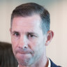 Beattie, Greenberg attended Singapore meeting days after Coyne arrest
