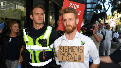Protests lead engineering giant to review Adani deal