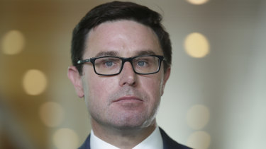 Water Resources Minister David Littleproud says the Bradfield Scheme is outdated and discredited technology.